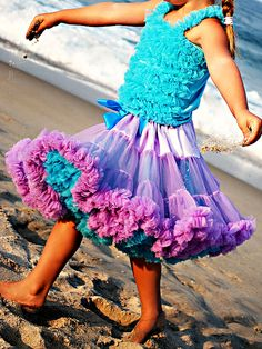 Free Shipping - Solid Pettiskirts by HUGGALUGS