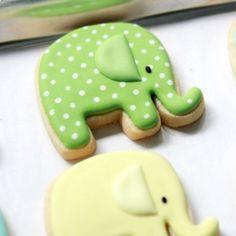No-spread sugar cookies that keep their shape. Close to shortbread.