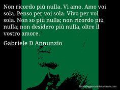 Cartolina con aforisma di Gabriele D Annunzio (34)