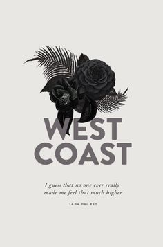 Cool Graphic Design, West Coast. #graphicdesign #poster [http://www.pinterest.com/alfredchong/]