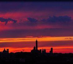 Bologna, foto di Massimo Matera...❄