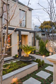 """New York Style """"Down Under"""": Garden On Parslow Street by COS Design"""