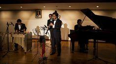Jazz Stage Photo George Alexander Ishida Newman https://www.flickr.com/photos/takoyaki_kin