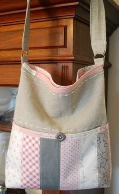 tutorial for patchwork bag
