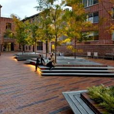 Archipelago Courtyard by terrain-nyc « Landscape Architecture Works | Landezine
