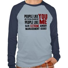 Extreme Anger - Funny Angry Man T Shirt, Hoodie Sweatshirt