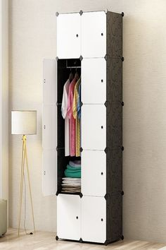 Space Saving, Portable Storage, Portable Closet, Space Saving Shelves, Cubes Closet, Portable Wardrobe Closet, Storage Spaces, Modular Cabinets, Small Bedroom Wardrobe