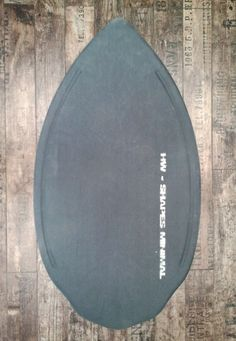 HW-Shapes Skimboardshop - Foamy | Waveskim | Shop