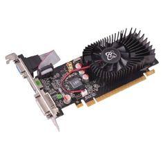 XFX nVidia GeForce GT430 1 GB DDR3 VGA/DVI/HDMI Low Profile PCI-Express Video Card GT-430M-ZNF2 by XFX. $74.99. XFX nVidia GeForce GT430 1GB DDR3 VGA/DVI/HDMI Low Profile PCI-Express Video Card