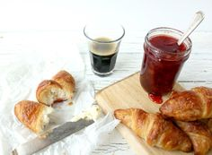 Homemade Croissants by Pink Patisserie