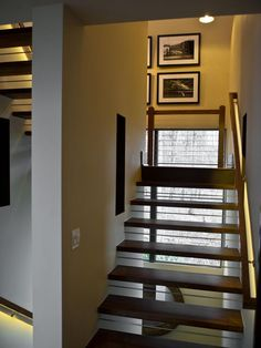2012 HGTV Green Home Stairwell
