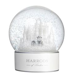 Harrods of London Winter Forest Snowglobe available at harrods.com. Shop Christmas decorations online & earn Rewards points.