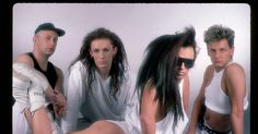 "Pete Burns, best known for his band's hit ""You Spin me Round,"" died on Sunday."