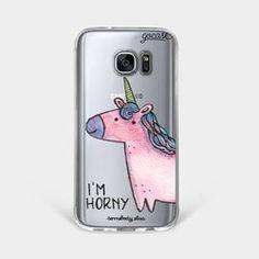 Pink Unicorn Hülle