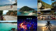 Travel Itinerary: Koh Tao, Koh Phangan & Koh Samui, Thailand in 5 days