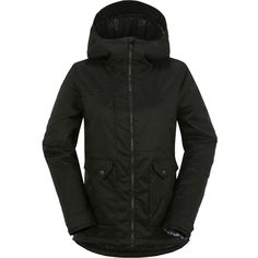 Volcom Era Insulated Jacket (8.565 RUB) ❤ liked on Polyvore featuring activewear, activewear jackets and volcom