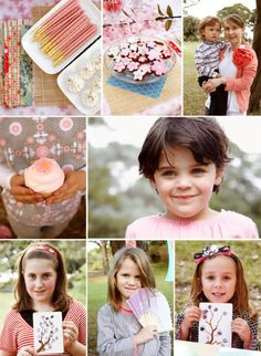 Japanese Tea Party - Kara's Party Ideas - The Place for All Things Party