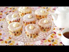 How to Make Hokkaido Chiffon Cupcakes (Recipe) lotsa work but so cool! custard filled