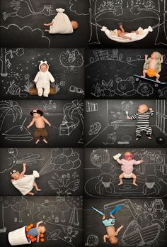 Anna Eftimie: you put the baby and she, the blackboard - # bébé . - Anna Eftimie: you put the baby and she the blackboard – La meilleure image selon vos envies sur beb Monthly Baby Photos, Newborn Baby Photos, Baby Poses, Newborn Pictures, Funny Baby Pictures, Foto Baby, Baby Album, Newborn Baby Photography, Baby Art