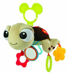 Amazon.com: Disney Baby Squirt Activity Toy