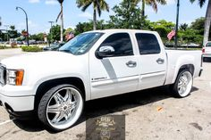 GMC Denali Truck On 28 Rims Find the Classic Rims of Your Dreams - www.allcarwheels.com