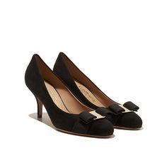 Pump - Pumps & Slingbacks - Shoes - Women - Salvatore Ferragamo