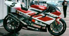 Yamaha YZR 500 Norick Abe