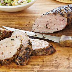 Grilled Pork Tenderloin | Coastalliving.com
