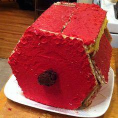 Cresciuti a Pastasciutta!: CMS cake & Pint of Science - La scienza si mangia ...
