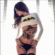 Inked Magazine Girls | Girl Tattoo Models | InkedMag.com