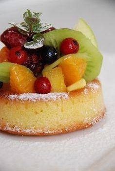 Délice amande aux fruits