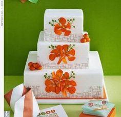 walmart wedding cakes designs 2014 #wedding #cake #ideas