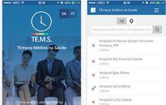 Webhouse.pt - Lançada app que indica tempo médio de espera nos hospitais portugueses!