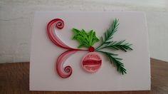 cadouri handmade - quilling art: felicitare