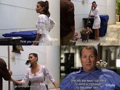 Sometimes you just have I send a message, lol. Love Modern Family!