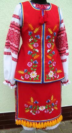 Womens Ukrainian Costume poltava