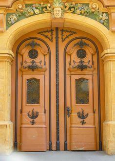 Timisoara Old Door 5 | Flickr - Photo Sharing!