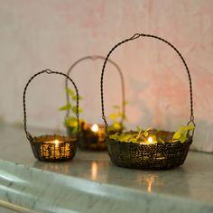 ornament basket set