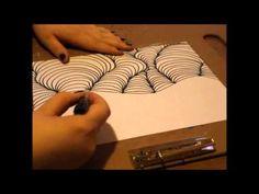 Op Art demo - YouTube