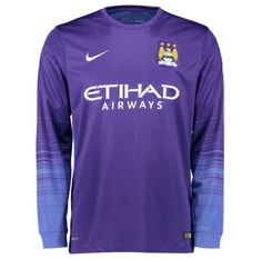 Manchester City 2015 2016 Home Goalkeeper Shirt - Available at  uksoccershop.com Goalkeeper Shirts 0a2a7e0ff