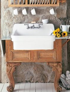 Apron Front, Farmhouse Sink Options... And Why I Decided AGAINST FIRECLAY