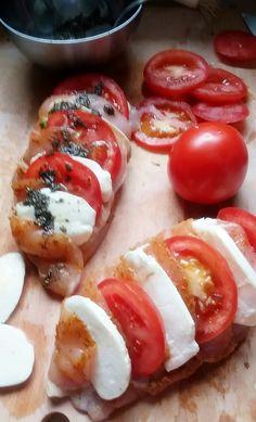 Caprese Salad, Food, Diet, Essen, Meals, Yemek, Insalata Caprese, Eten