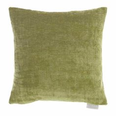 Voyage Maison Mimosa Catkin Cushion: This classic cushion's tactile, lustrous cover makes it perfect for luxurious lounging.