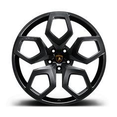 Sant' Agata wheels by A.Kahn Design