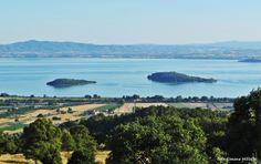Beautiful View - my Trasimeno Lake.  Italy