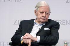 Ein echtes Nordlicht unser ehemaliger Bundeskanzler Helmut Schmidt