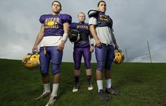 Columbia River football players find their time to shine