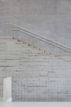 Saunalahti-Schule, Verstas Architects in Espoo