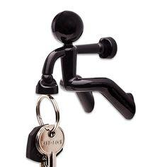 Amikado: Accroche cl�s design Key Peter : une id�e de cadeau original : en vert