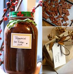 40 Homemade Christmas gifts from the kitchen~